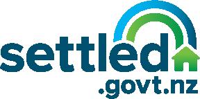 Settled.govt.nz logo
